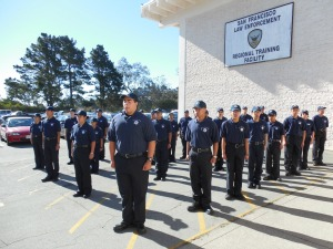 lo res cadets formation